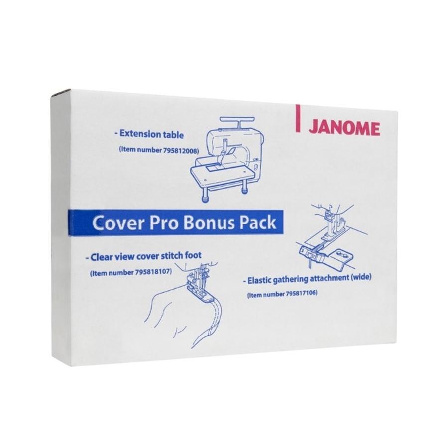 Набор приспособлений для распошивальной машины Janome, 796-401-003