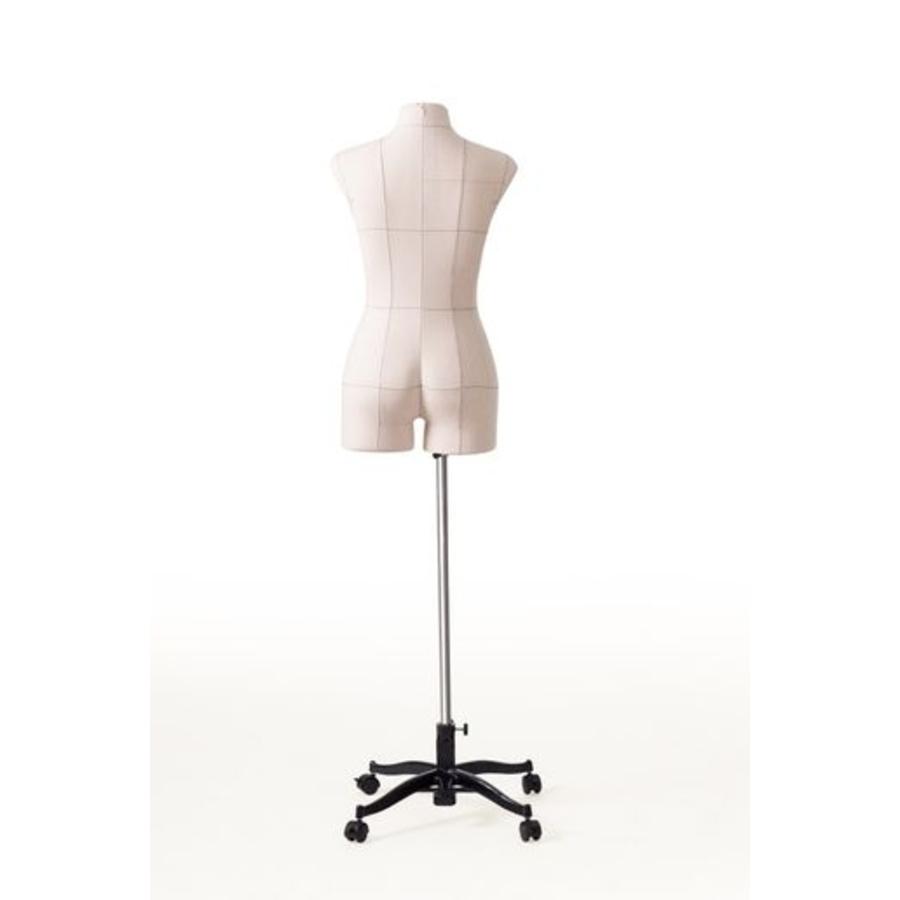 Портновский мягкий манекен Monica + подставка Milan