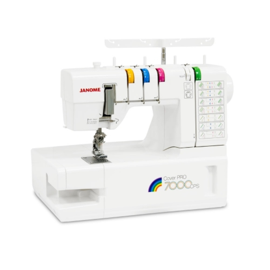 Janome Cover Pro 7000CPS